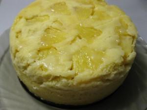 шарлотка с ананасами в микроволновке